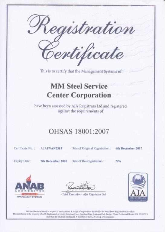 MM Steel