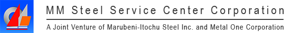MM Steel Logo